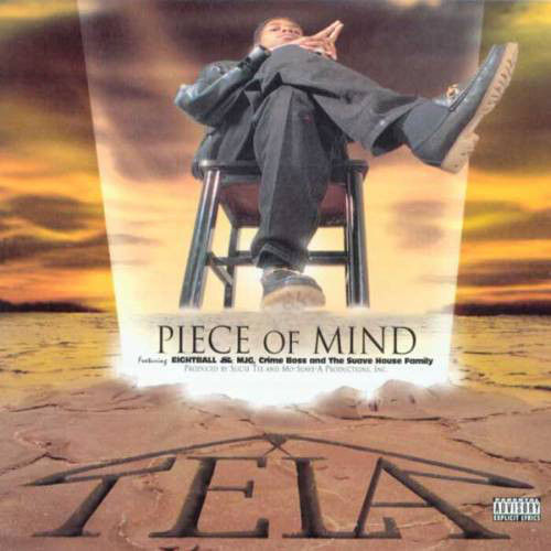 "TELA ""PIECE OF MIND"" (USED CD)"