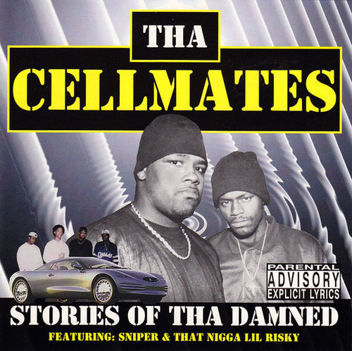 "THA CELLMATES ""STORIES OF THA DAMNED"" (USED CD)"