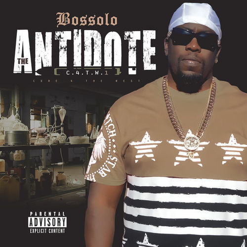 "BOSSOLO ""THE ANTIDOTE"" (NEW CD)"