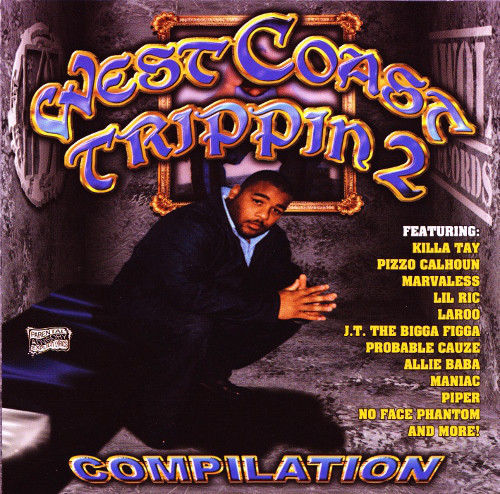 "VARIOUS ""WEST COAST TRIPPIN 2"" (USED CD)"