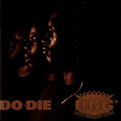 "ORIGINAL GOSPEL GANGSTAZ (OGG'Z) ""DO OR DIE"" (USED CD)"