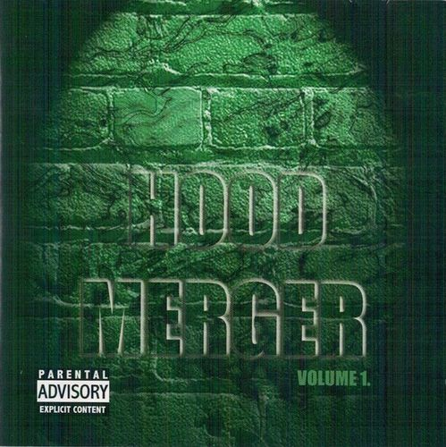 "9-MILLA / FREEJACK ""HOOD MERGER"" (USED CD)"