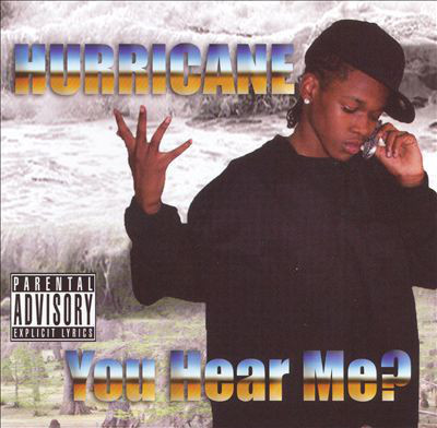 "HURRICANE ""YOU HEAR ME?"" (USED CD)"