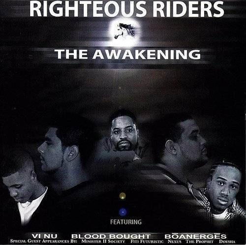 "RIGHTEOUS RIDERS ""THE AWAKENING"" (USED CD)"