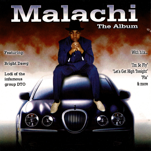 "MALACHI ""THE ALBUM"" (USED CD)"