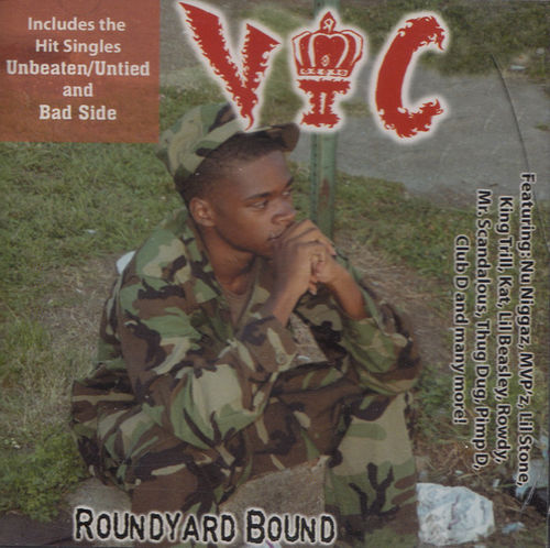 "V.I.C. ""ROUNDYARD BOUND"" (USED CD)"