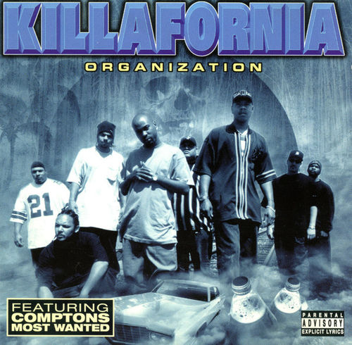 "KILLAFORNIA ORGANIZATION ""KILLAFORNIA ORGANIZATION"" (USED CD)"