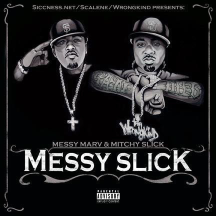 "MESSY MARV & MITCHY SLICK ""MESSY SLICK"" (USED CD)"