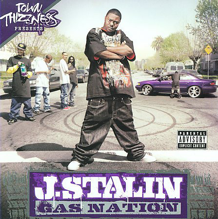 "J. STALIN ""GAS NATION"" (USED CD)"