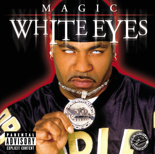 "MAGIC ""WHITE EYES"" (USED CD)"