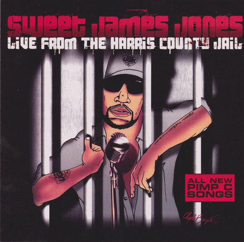 "SWEET JAMES JONES (AKA PIMP C) ""LIVE FROM THE HARRIS COUNTY JAIL"" (USED CD)"