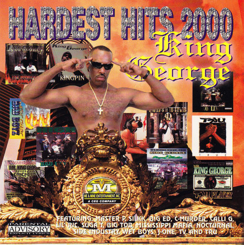 "KING GEORGE ""HARDEST HITS 2000"" (USED CD)"