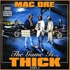 "MAC DRE ""THE GAME IS THICK PART 2"" (USED CD+DVD)"