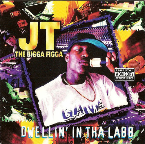 "JT THE BIGGA FIGGA ""DWELLIN' IN THA LABB"" (USED CD)"