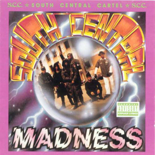 "SOUTH CENTRAL CARTEL ""SOUTH CENTRAL MADNESS"" (USED CD)"