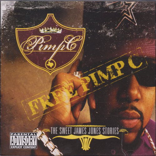 "PIMP C - ""THE SWEET JAMES JONES STORIES"" (USED CD)"