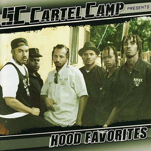 "SC CARTEL CAMP PRESENTS ""HOOD FAVORITES"" (USED CD)"