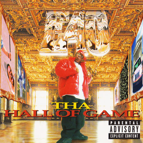 "E-40 ""THA HALL OF GAME"" (USED CD)"