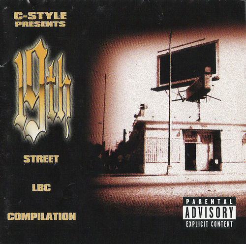 "C-STYLE PRESENTS ""19TH STREET LBC COMPILATION"" (USED CD)"