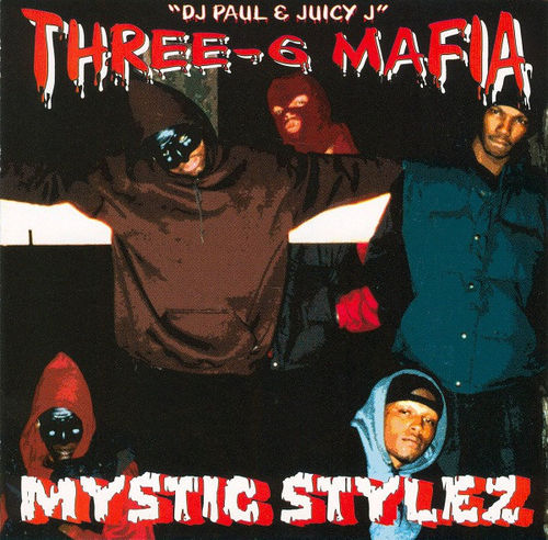 "THREE 6 MAFIA ""MYSTIC STYLEZ"" (USED CD)"