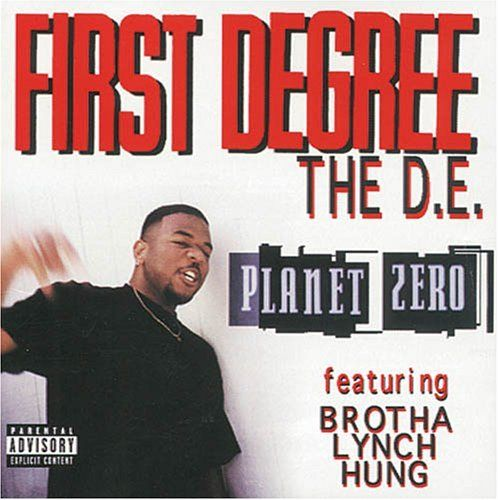 "FIRST DEGREE THE D.E. ""PLANET ZERO"" (USED CD)"