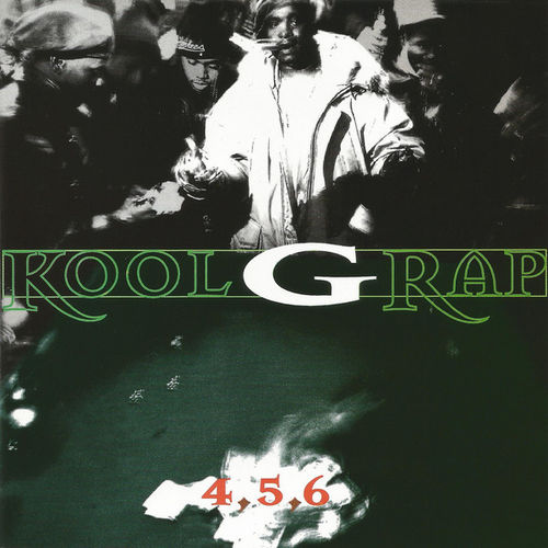"KOOL G RAP ""4, 5, 6"" (USED CD)"