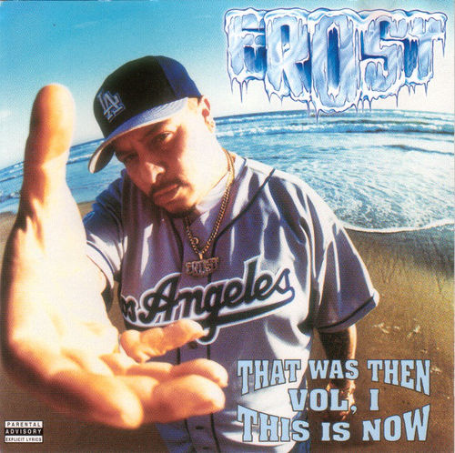 "FROST ""THAT WAS THEN, THIS IS NOW VOL. 1"" (USED CD)"