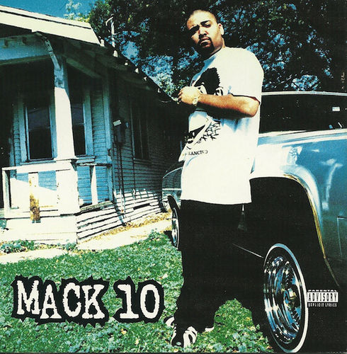 "MACK 10 ""MACK 10"" (USED CD)"