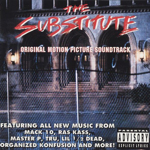 "THE SUBSTITUTE ""ORIGINAL MOTION PICTURE SOUNDTRACK"" (USED CD)"