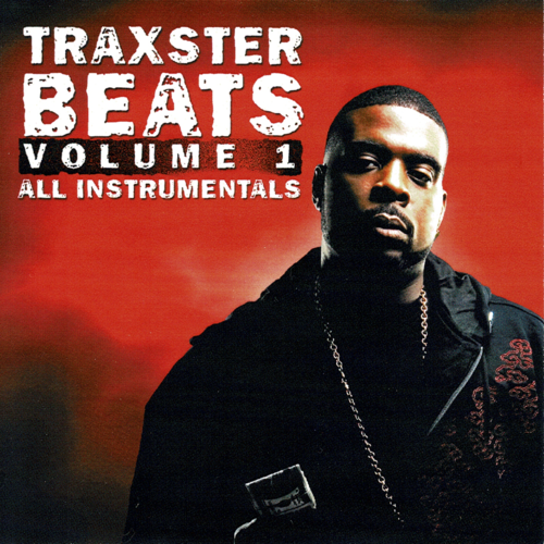 "LEGENDARY TRAXSTER ""TRAXSTER BEATS VOLUME 1"" (USED CD)"