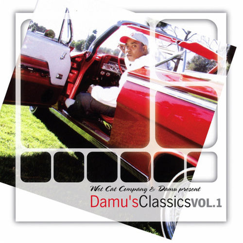 "DAMU ""DAMU'S CLASSICS VOL. 1"" (USED 2-CD)"