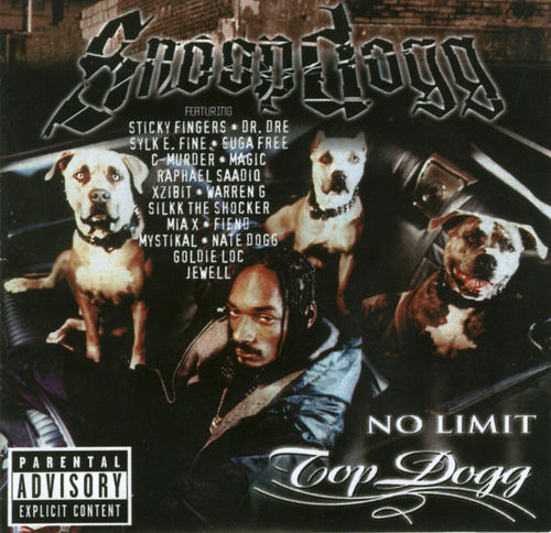 "SNOOP DOGG ""NO LIMIT TOP DOGG"" (USED CD)"