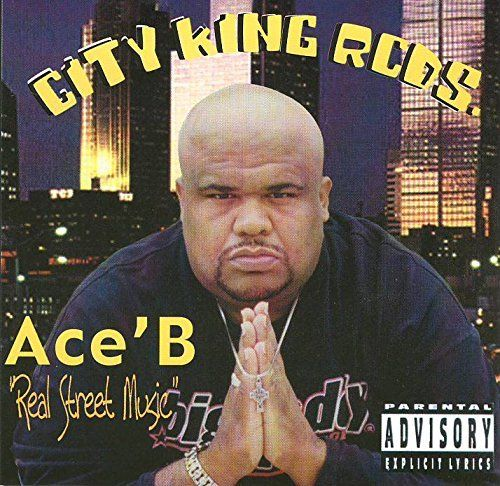 "ACE'B ""REAL STREET MUSIC"" (USED CD)"