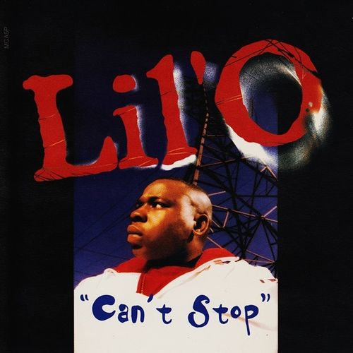 "LIL'O ""CAN'T STOP"" (USED CD-SINGLE)"