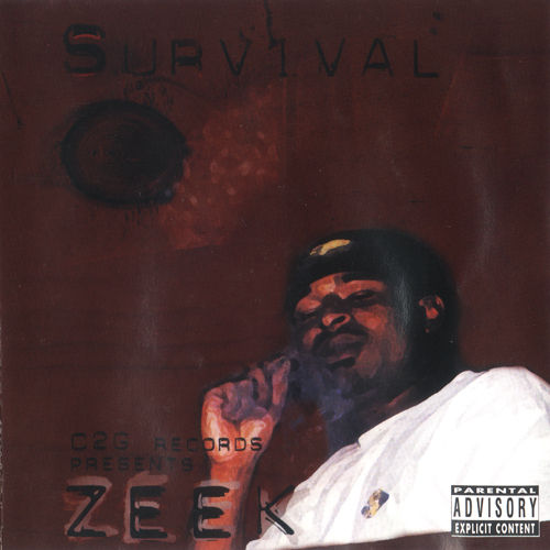 "ZEEK ""SURVIVAL"" (USED CD)"
