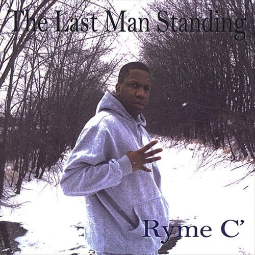 "RYME C' ""THE LAST MAN STANDING"" (USED CD)"