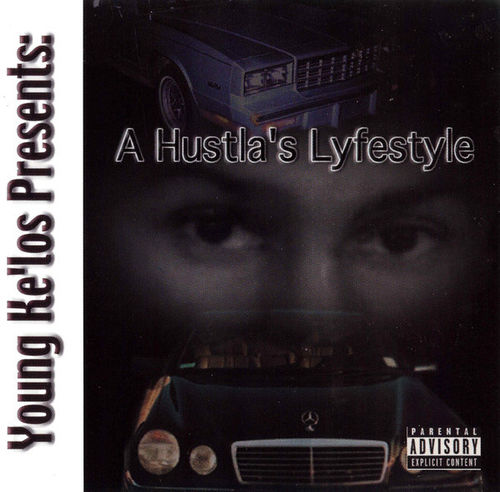 "YOUNG KE'LOS PRESENTS ""A HUSTLA'S LYFESTYLE"" (USED CD)"