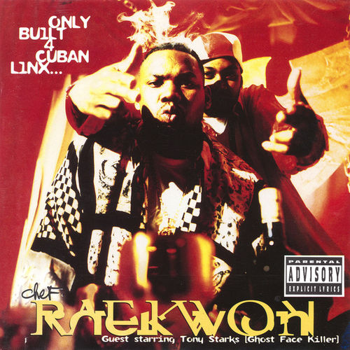 "RAEKWON ""ONLY BUILT 4 CUBAN LINX..."" (USED CD)"