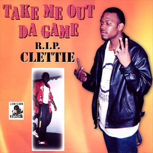 "LION'S DEN RECORDS ""TAKE ME OUT DA GAME:R.I.P. CLETTIE"" (USED CD)"