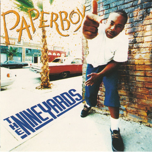 "PAPERBOY ""THE NINE YARDS ""(USED CD)"