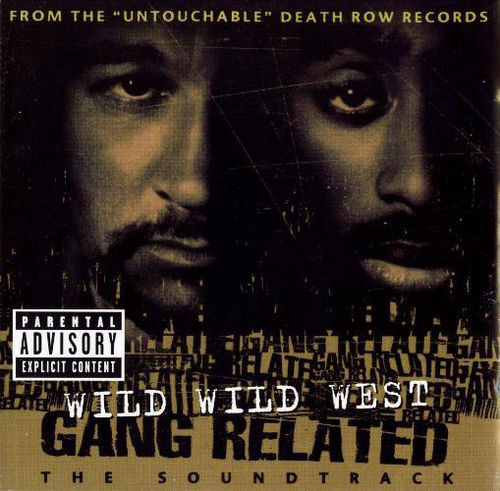 "GANG RELATED ""THE SOUNDTRACK"" (USED 2-CD)"