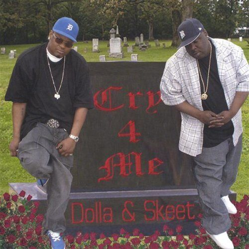 "DOLLA & SKEET ""CRY 4 ME"" (USED CD-SINGLE)"