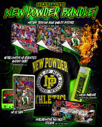 "803 YOUNGSTARZ & PISTOL POSSE ""ULTIMATE NEW POWDER BUNDLE"""
