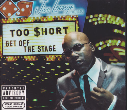 "TOO $HORT ""GET OFF THE STAGE"" (USED CD)"