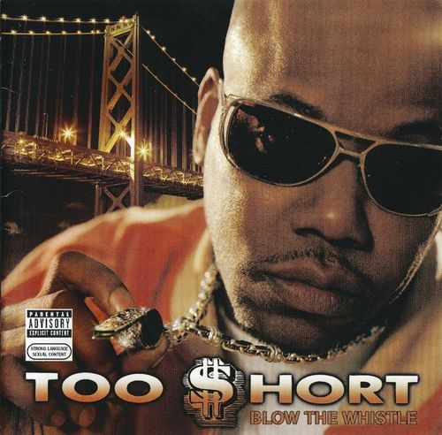 "TOO $HORT ""BLOW THE WHISTLE"" (USED CD)"
