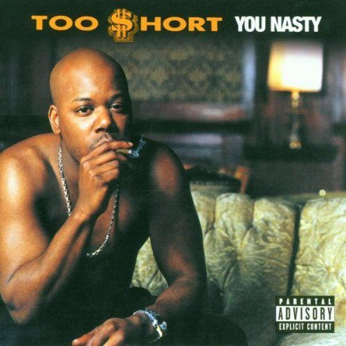 "TOO $HORT ""YOU NASTY"" (USED CD)"