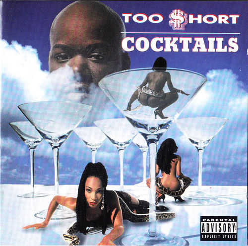 "TOO $HORT ""COCKTAILS"" (USED CD)"