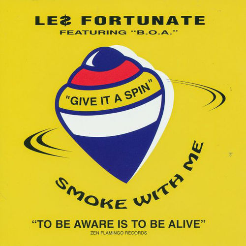 "LE$ FORTUNATE ""TO BE AWARE IS TO BE ALIVE"" (USED CD)"