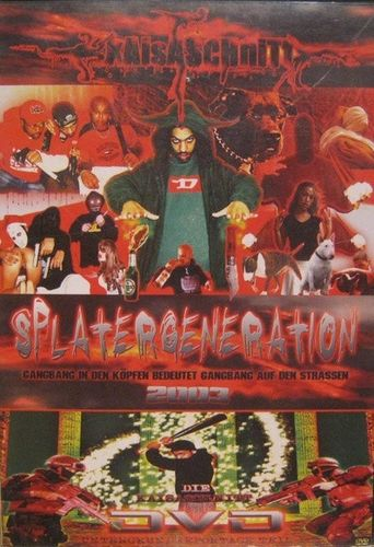 "KAISASCHNITT ""SPLATERGENERATION"" (USED DVD)"