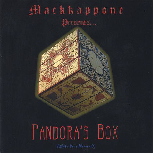 "MACKKAPPONE PRESENTS ""PANDORA'S BOX"" (USED CD)"